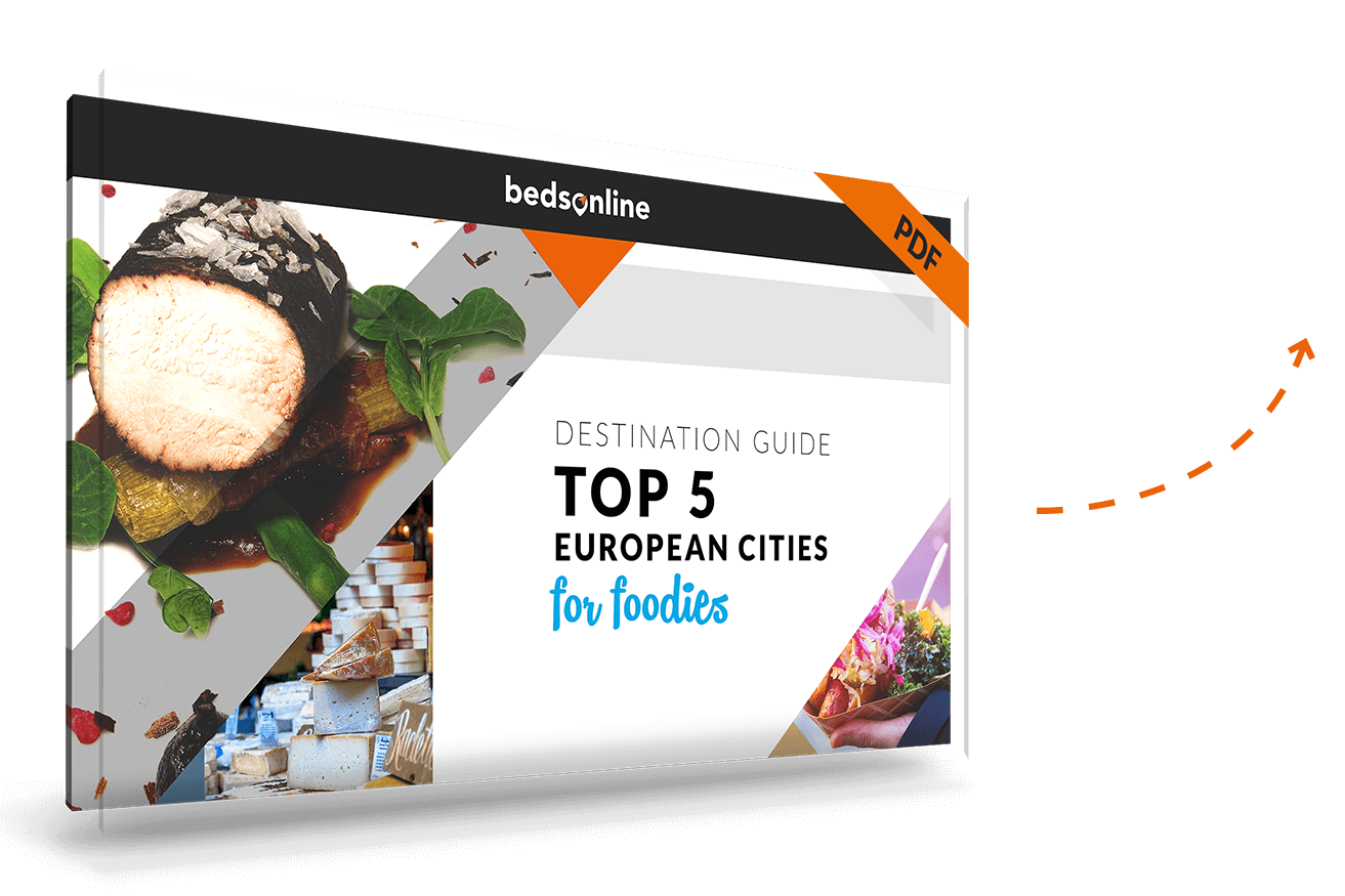 Destination guide top 5 european destinations for foodies