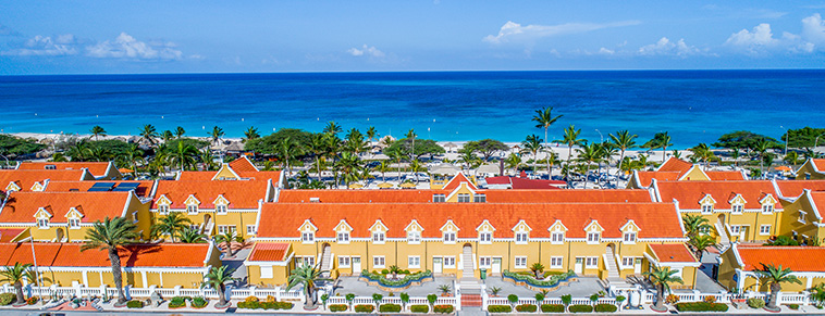 The Amsterdam Manor Beach Resort, Aruba.