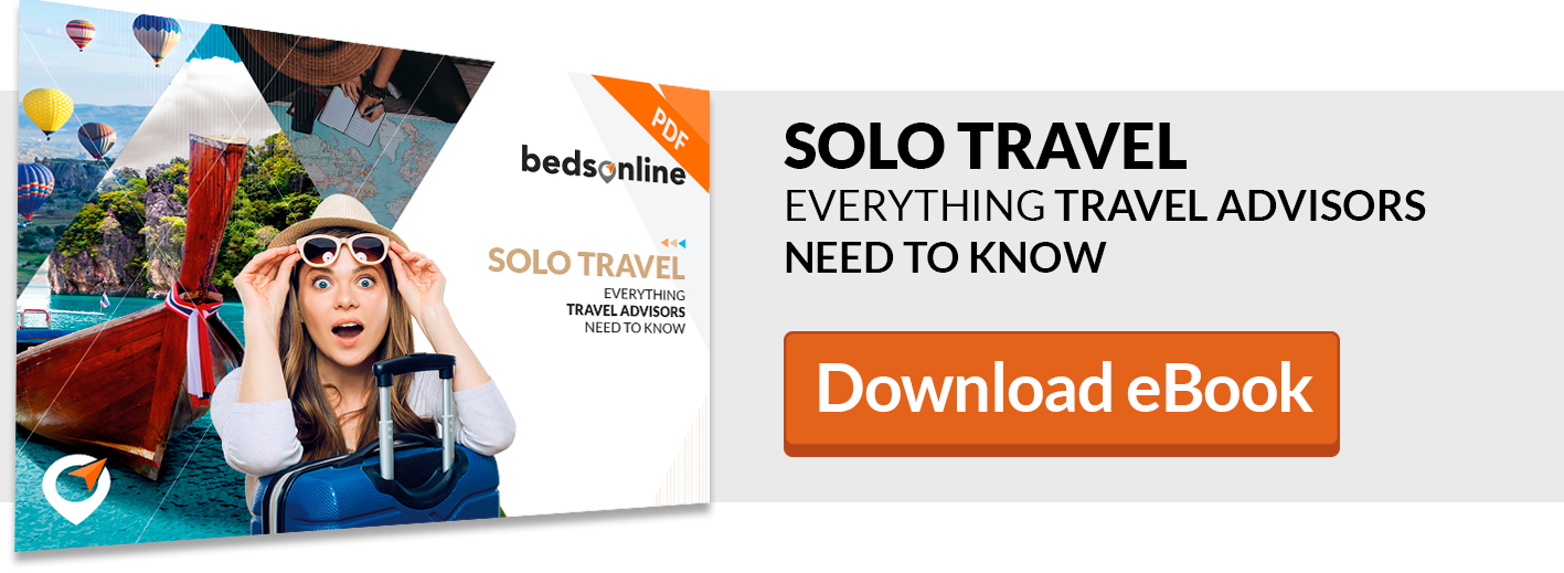 Everything travel advisors need to know about solo travel